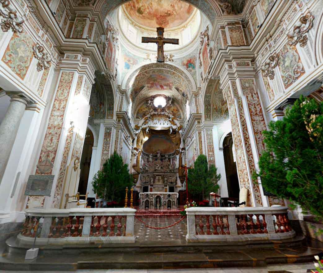 Cattedrale del Santissimo Salvatore a Mazara del Vallo