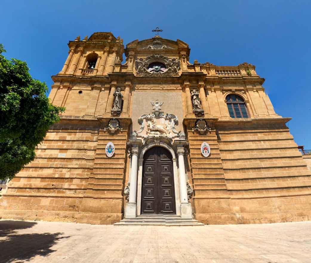 Chiesa madre a Mazara del Vallo