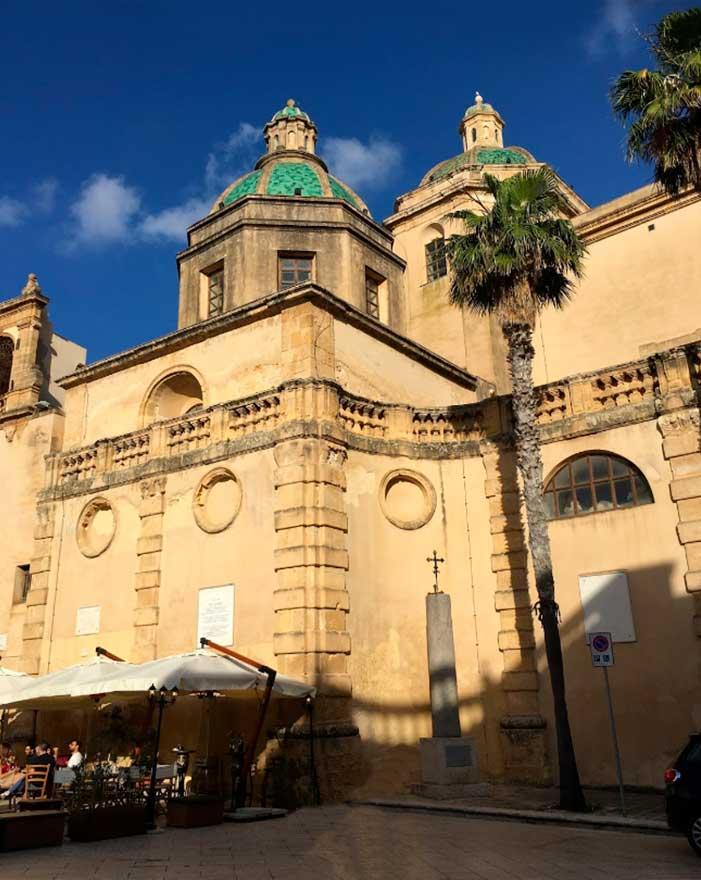 Chiesa madre Mazara del Vallo
