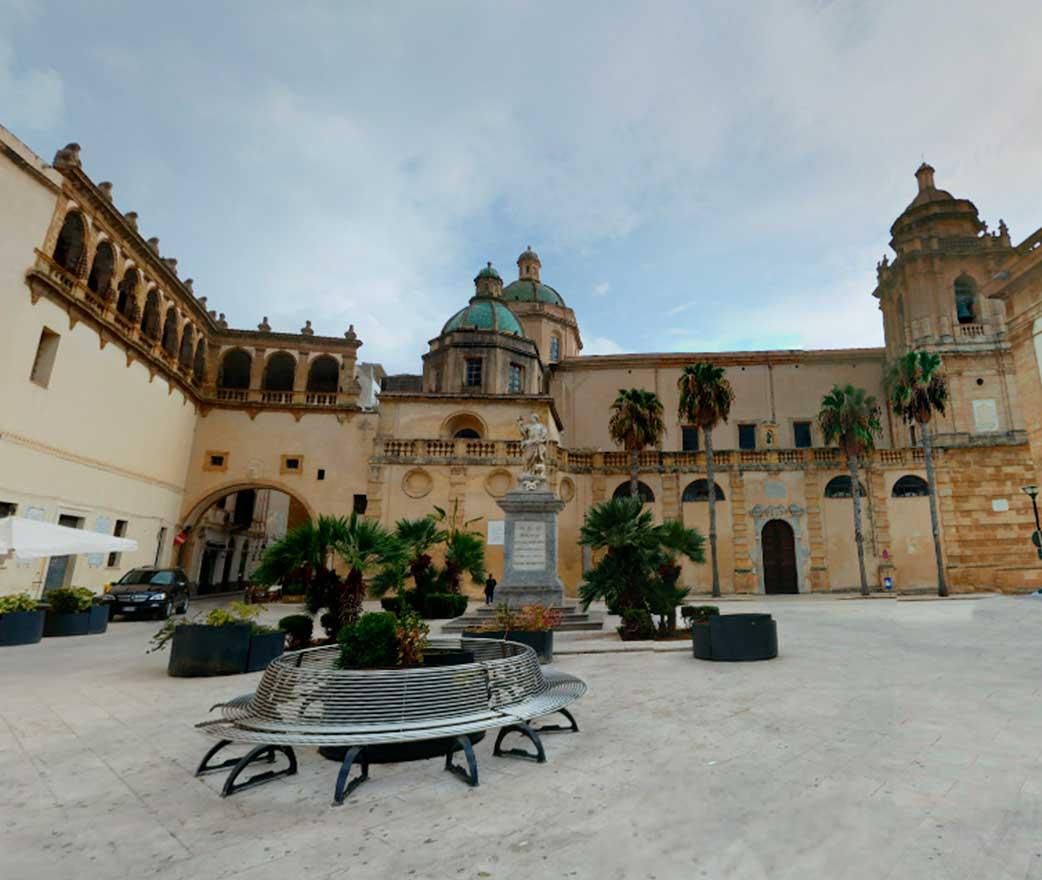 Cattedrale del Santissimo Salvatore Mazara del Vallo