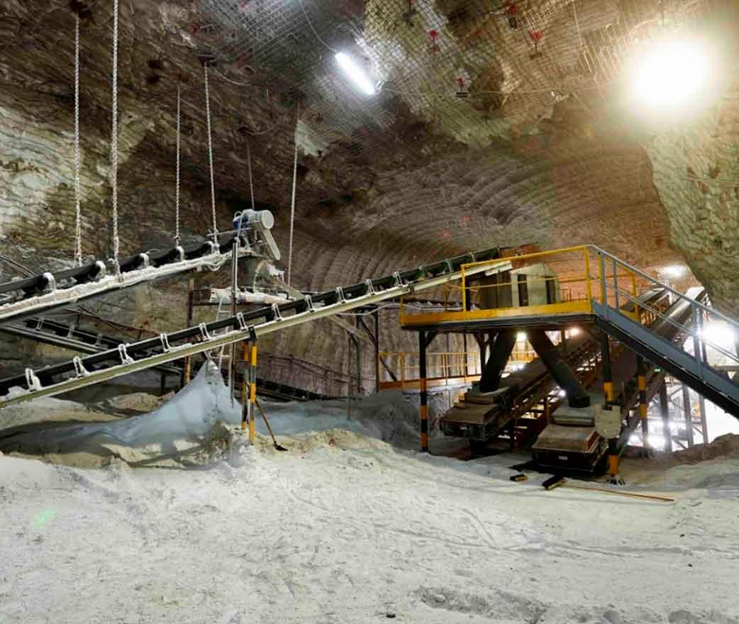 Miniera di Salgemma a Realmonte
