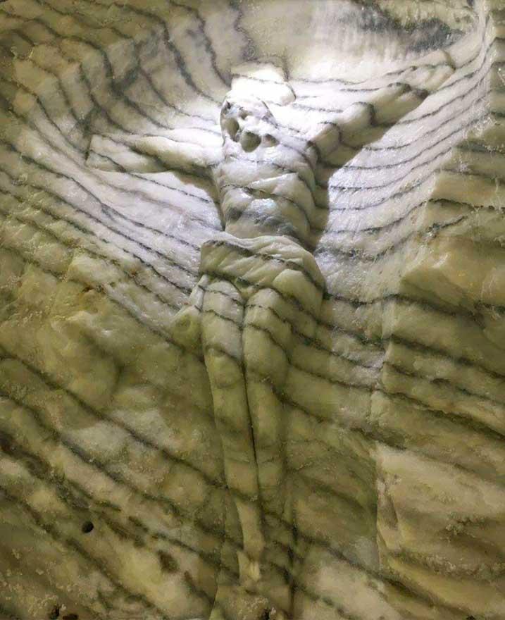 cattedrale di sale a realmonte