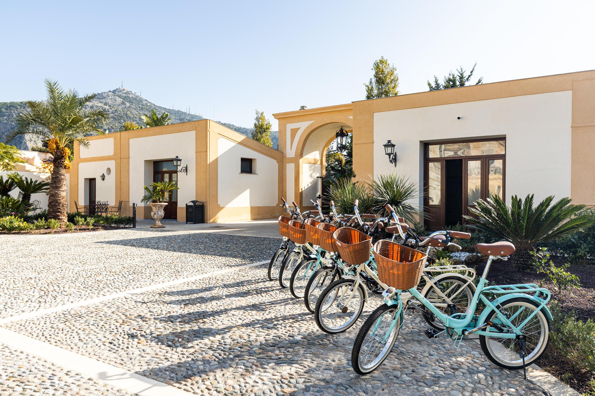 Bici Villa Lampedusa