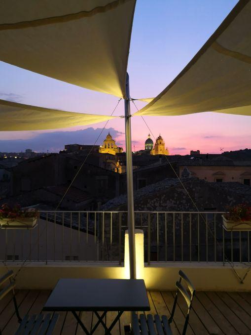 tramonto in terrazza 2