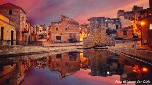 Fontana di li novi Cannola a Racalmuto