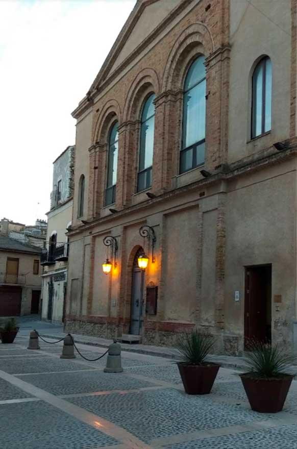 Teatro Regina Margherita Racalmuto
