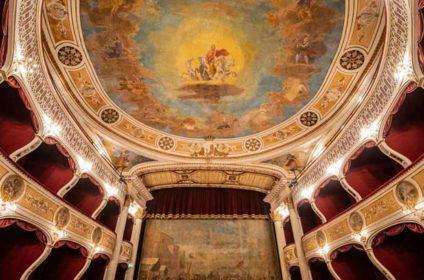 Teatro Regina Margherita a Racalmuto
