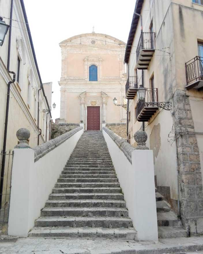 Santuario di Maria Santissima del Monte Racalmuto