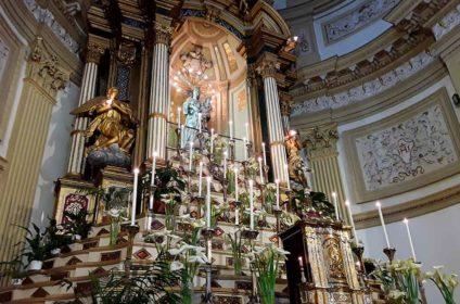 Santuario di Maria Santissima del Monte a Racalmuto