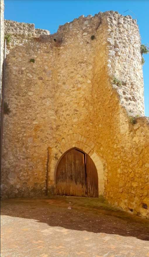 castello chiaramontano racalmuto