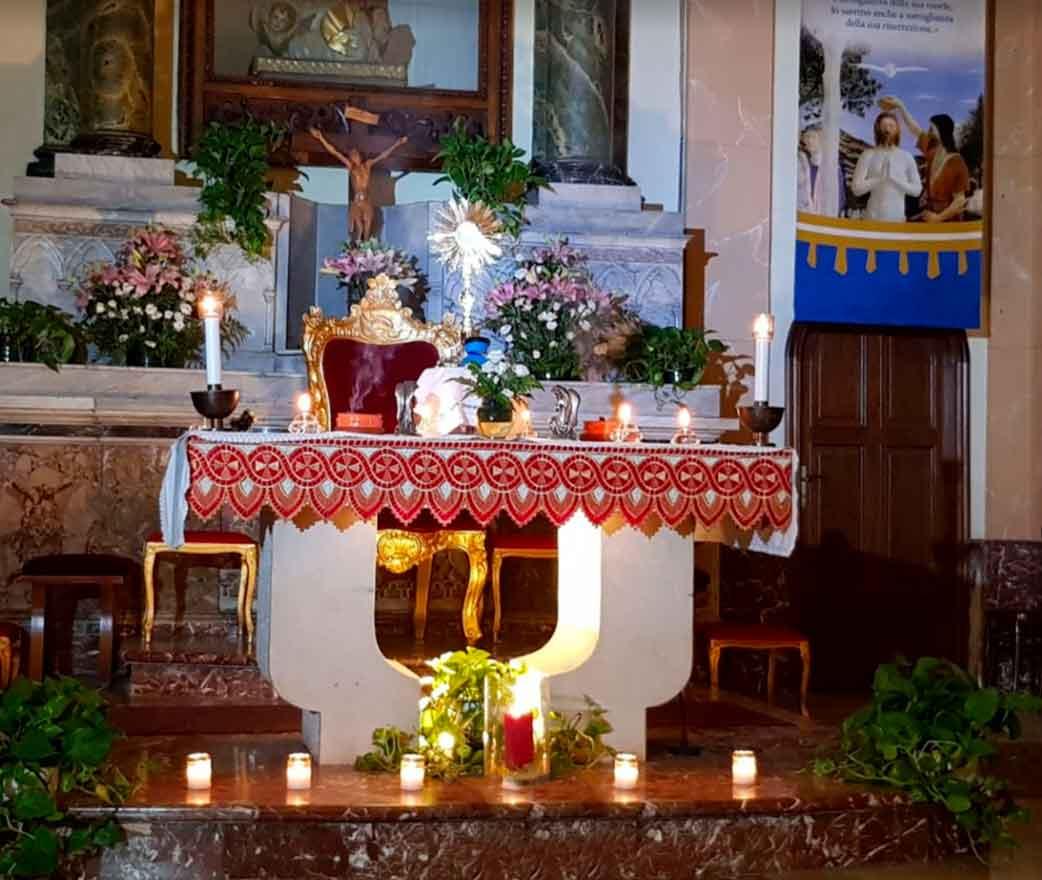 Chiesa di Santa Maria Raccomandata a Giardini Naxos