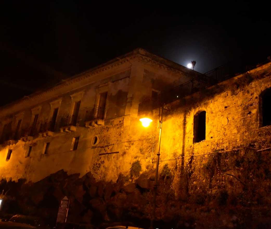 Castello di Schisò a Giardini Naxos