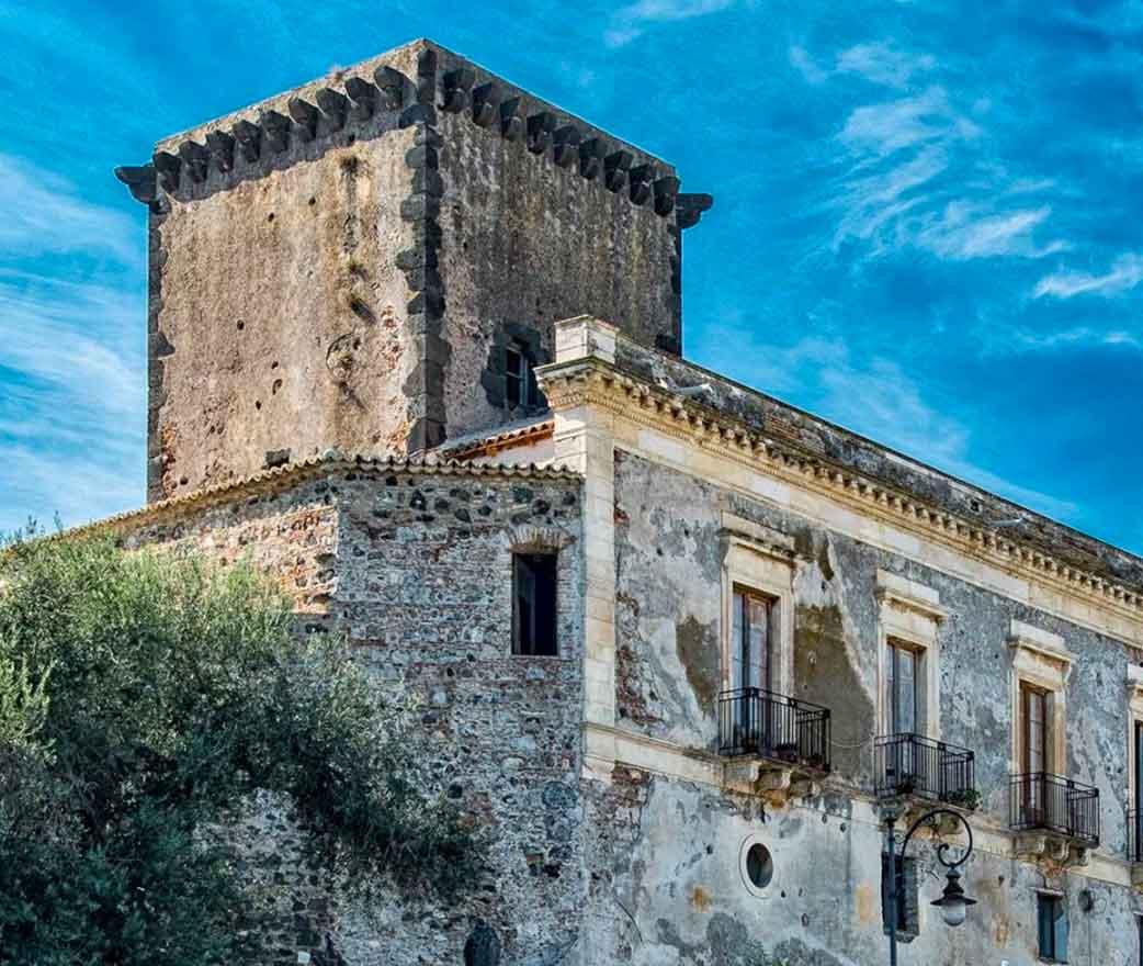 Castello di Schisò a Giardini
