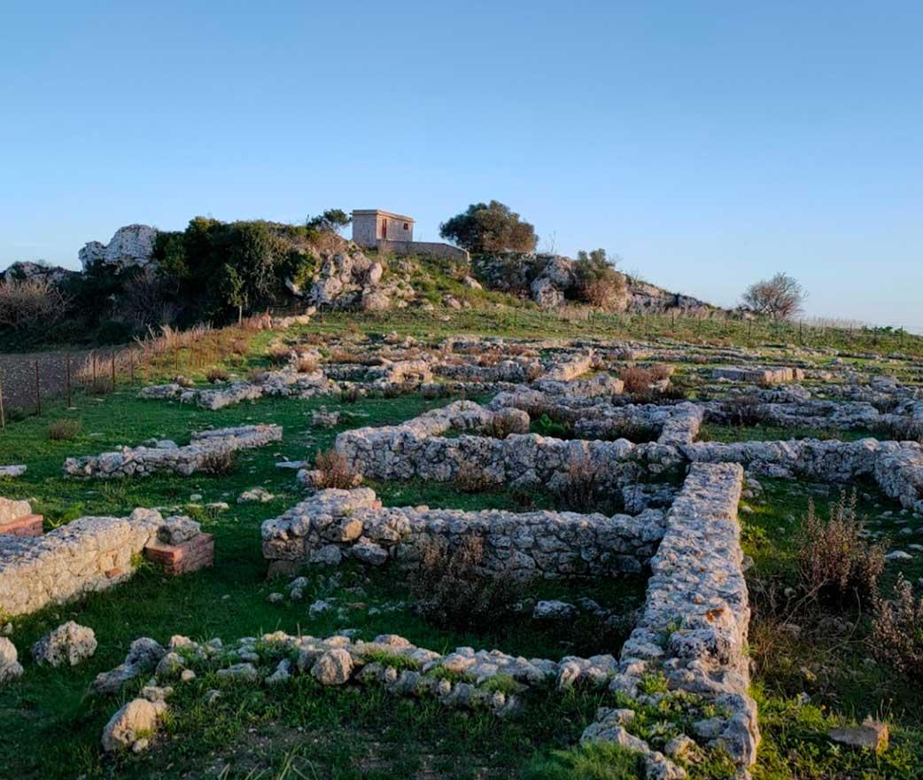 Sito Archeologico di Vassallaggi a San Cataldo
