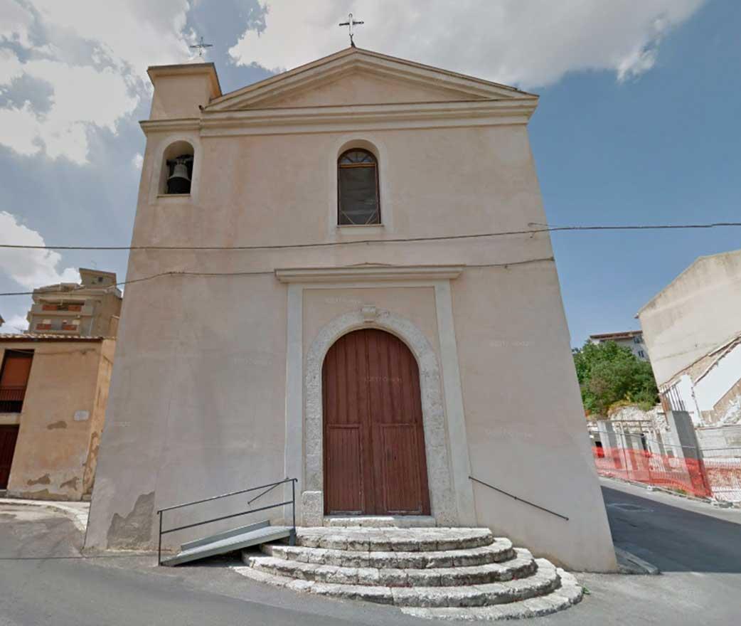 Chiesa Sant'Antonio Abate San Cataldo