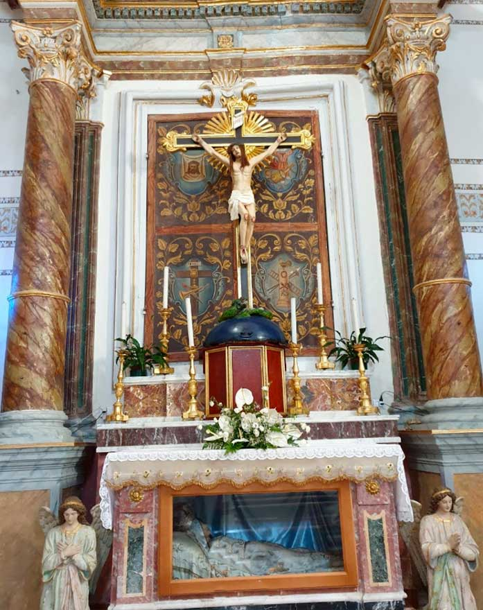 Chiesa Madre Maria Immacolata di San Cataldo