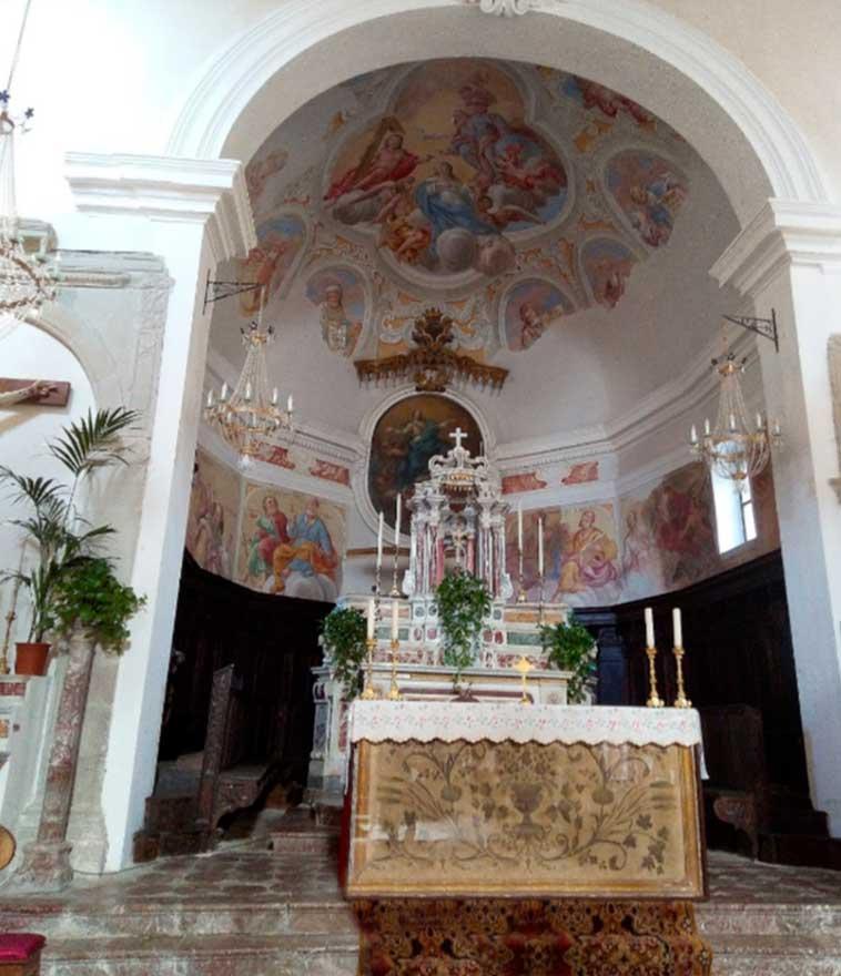 Chiesa Madre di Santa Maria in Cielo Assunta a Savoca