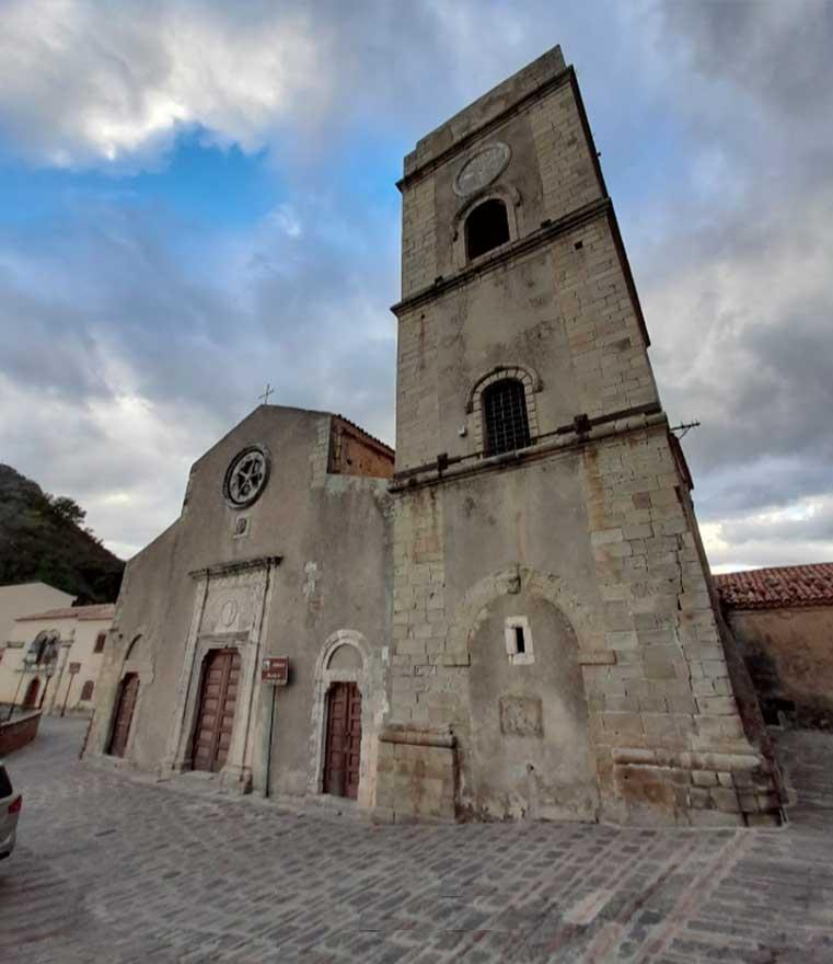 Chiesa Madre a Savoca