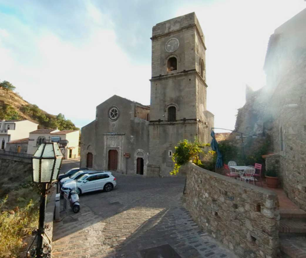 Chiesa Madre di Savoca