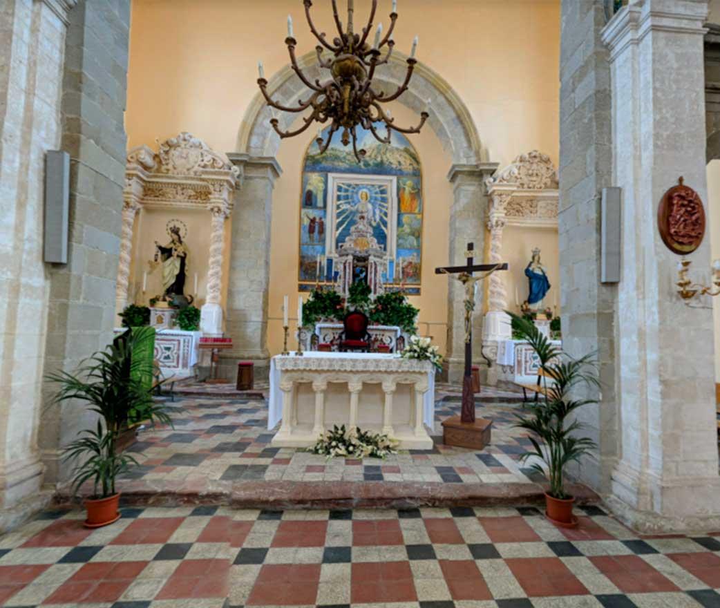 Chiesa di San Nicolò Savoca