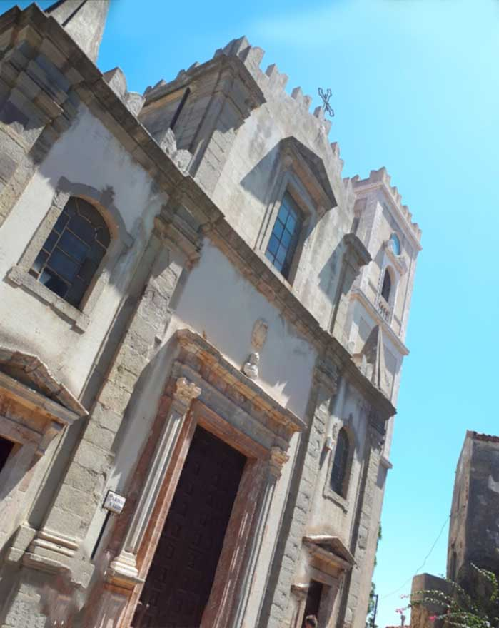 Chiesa San Nicolò a Savoca