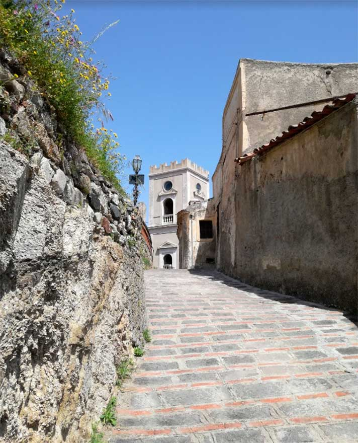 Castello di Savoca