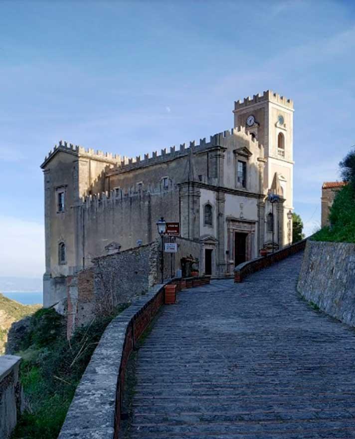 Castello di Pentefur Savoca