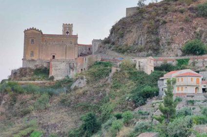 Castello di Pentefur a Savoca