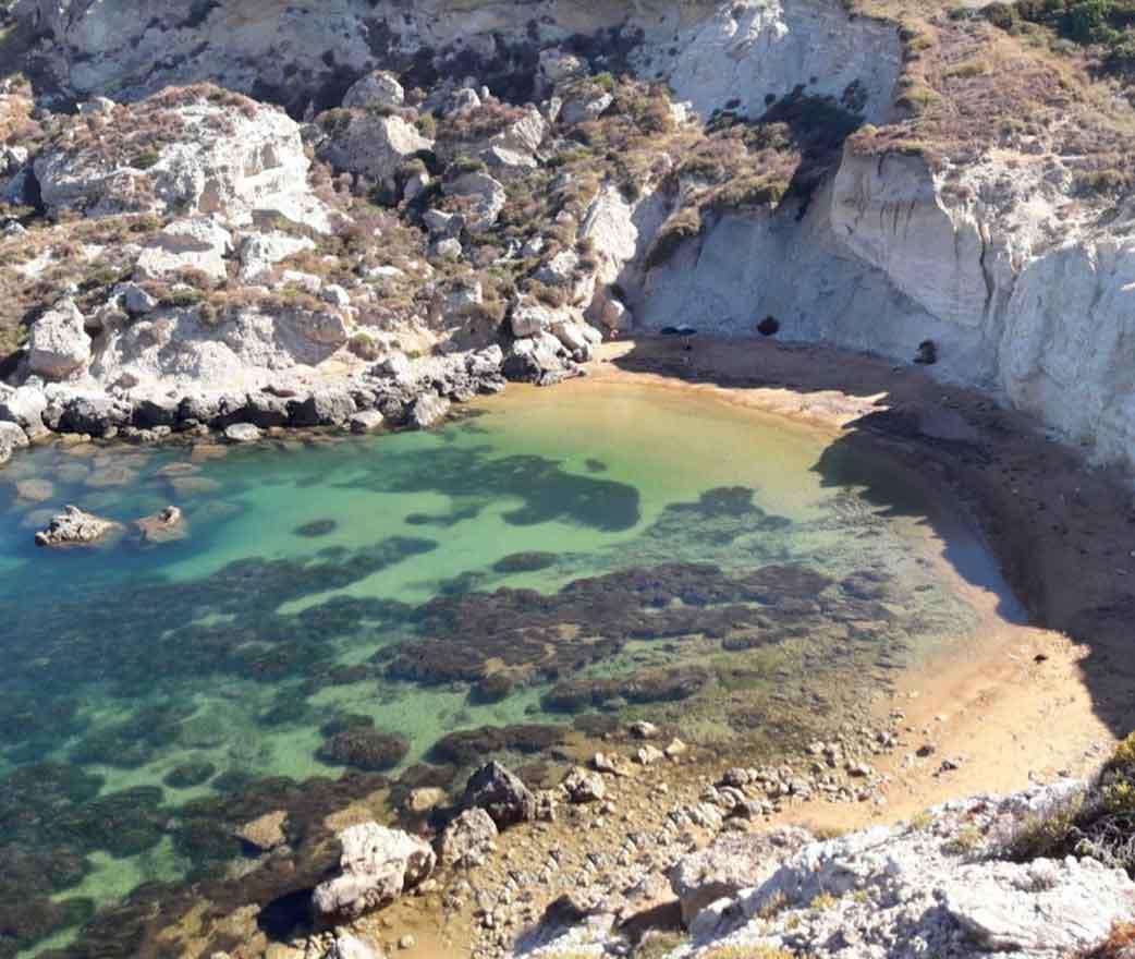 Cala Paradiso a Licata