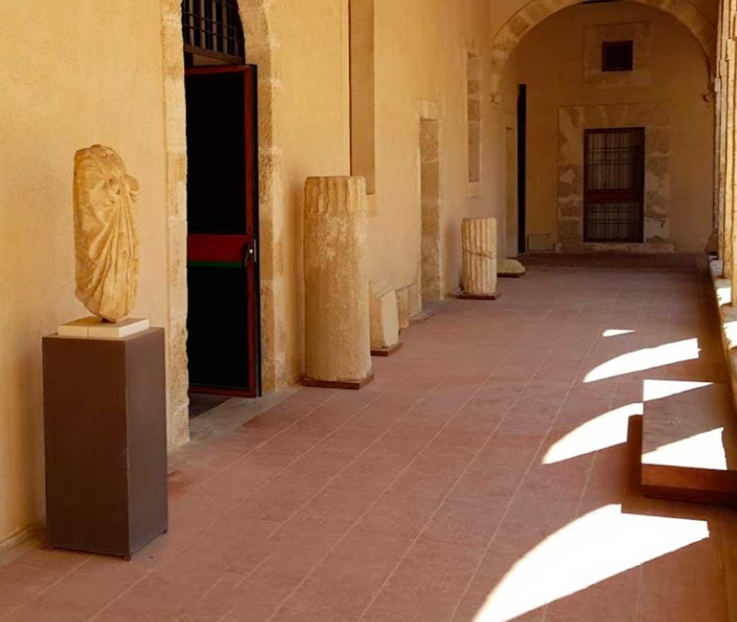 Museo Archeologico della Badia a Licata