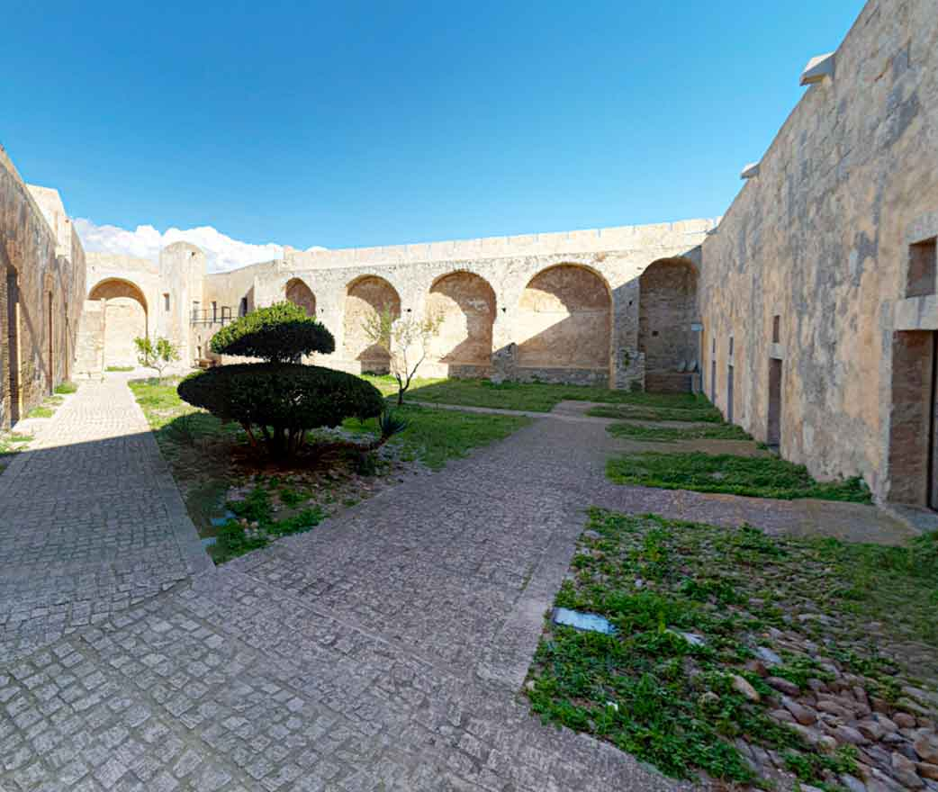 Storia Castel Sant'Angelo a Licata