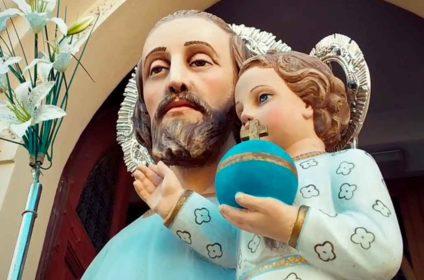 Festa di San Giuseppe a Letojanni