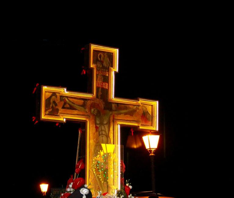 Festa del Santissimo Crocifisso a Forza d'Agrò