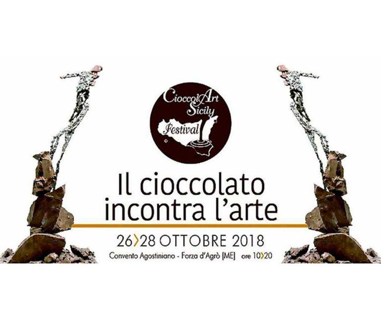 CioccolArt Sicily Fest a Forza d'Agrò