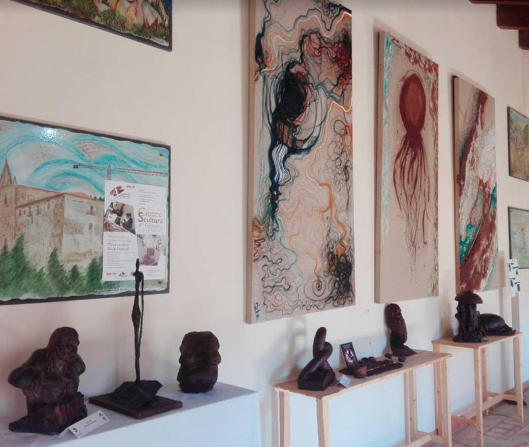 museo del cioccolato a forza d'agrò