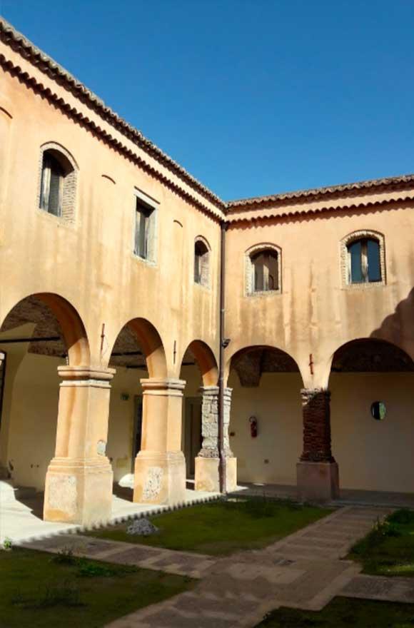 Convento Agostinianoa forza d'agrò