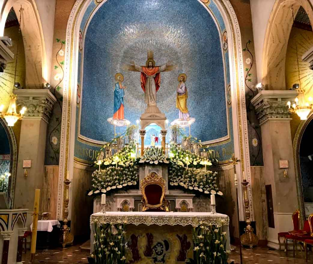 Duomo di San Giuseppe Letojanni