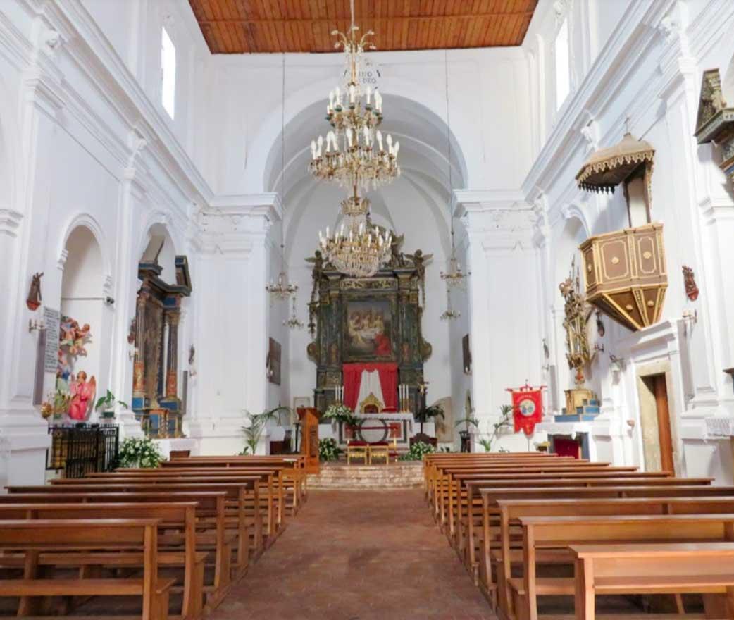 Chiesa della Santissima Trinità a Forza d'Agrò