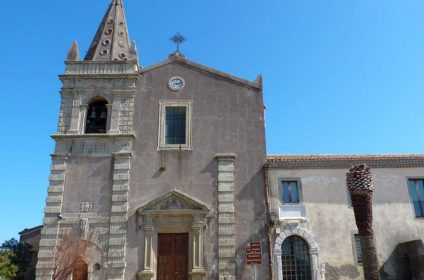 Chiesa della Santissima Trinità forza d'agrò