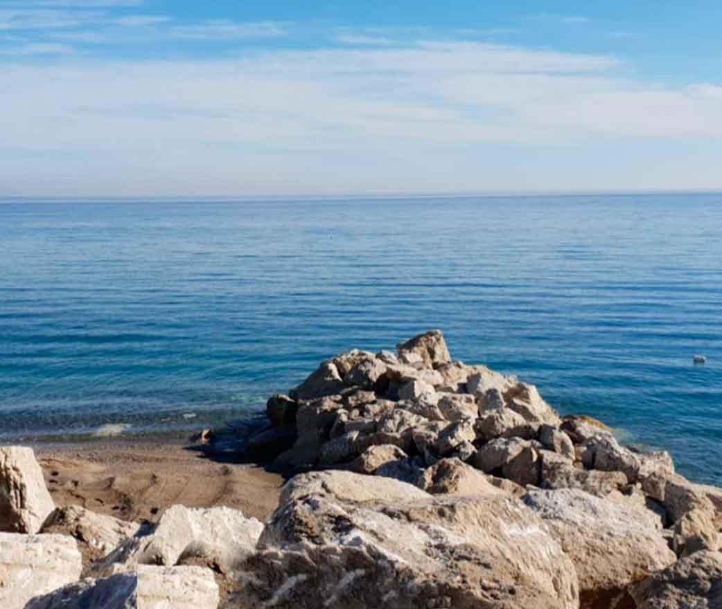 Spiaggia del Bue Gioiosa Marea