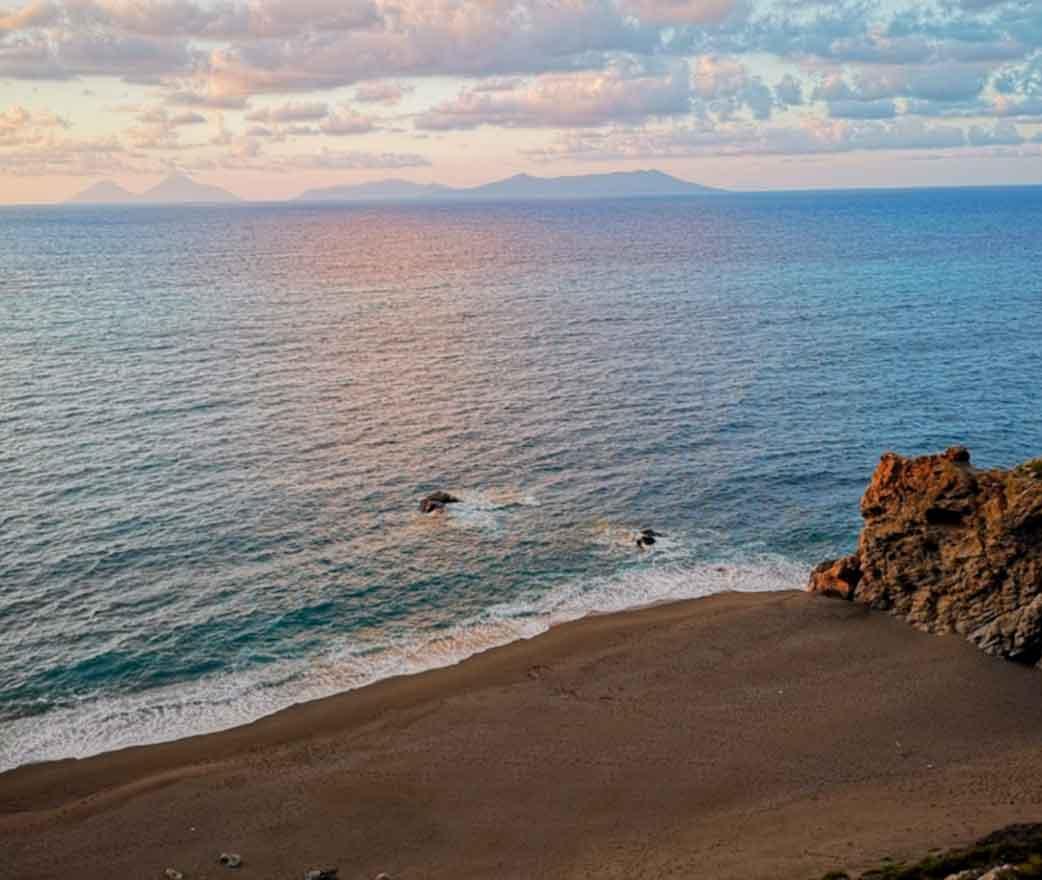 Capo Calavà a Gioiosa Marea