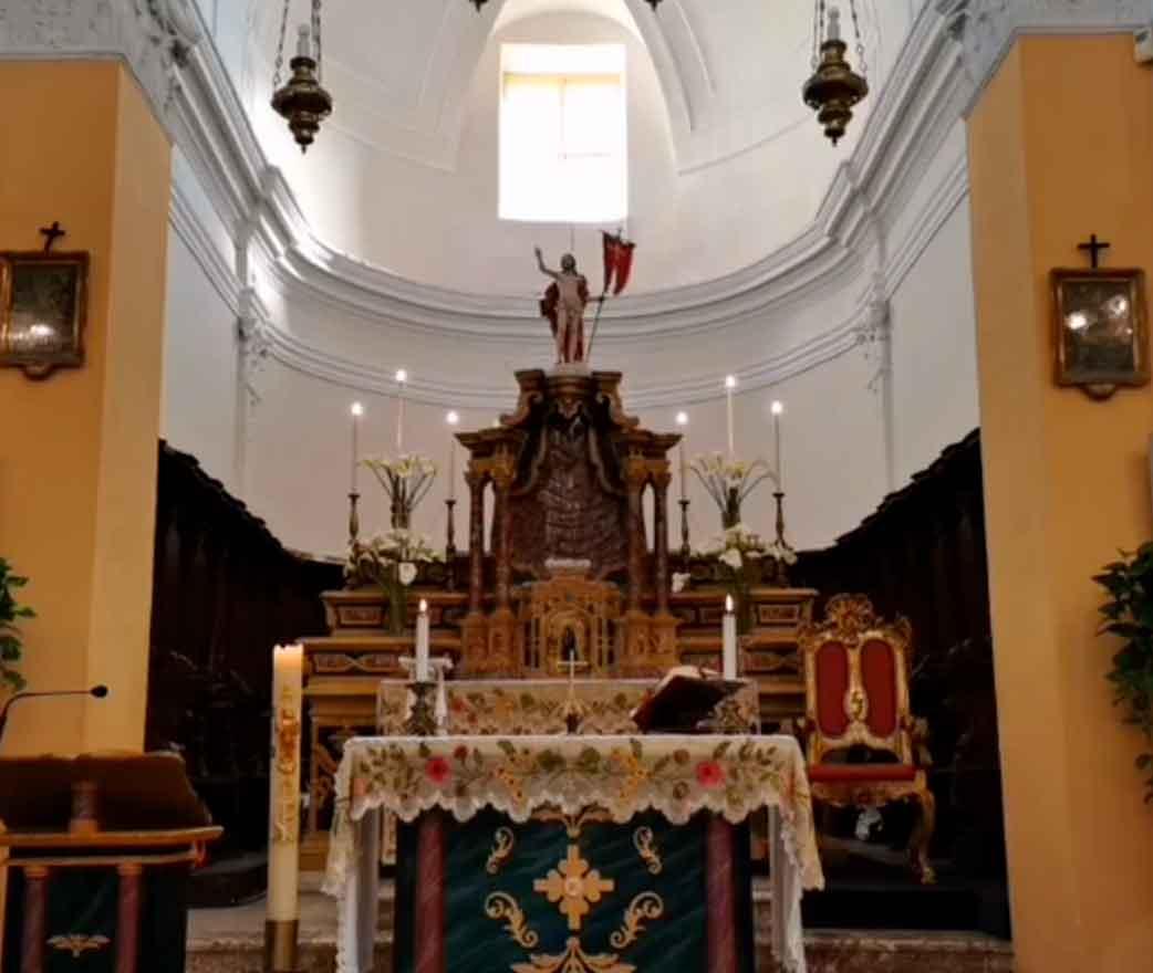 Chiesa Matrice Gioiosa Marea