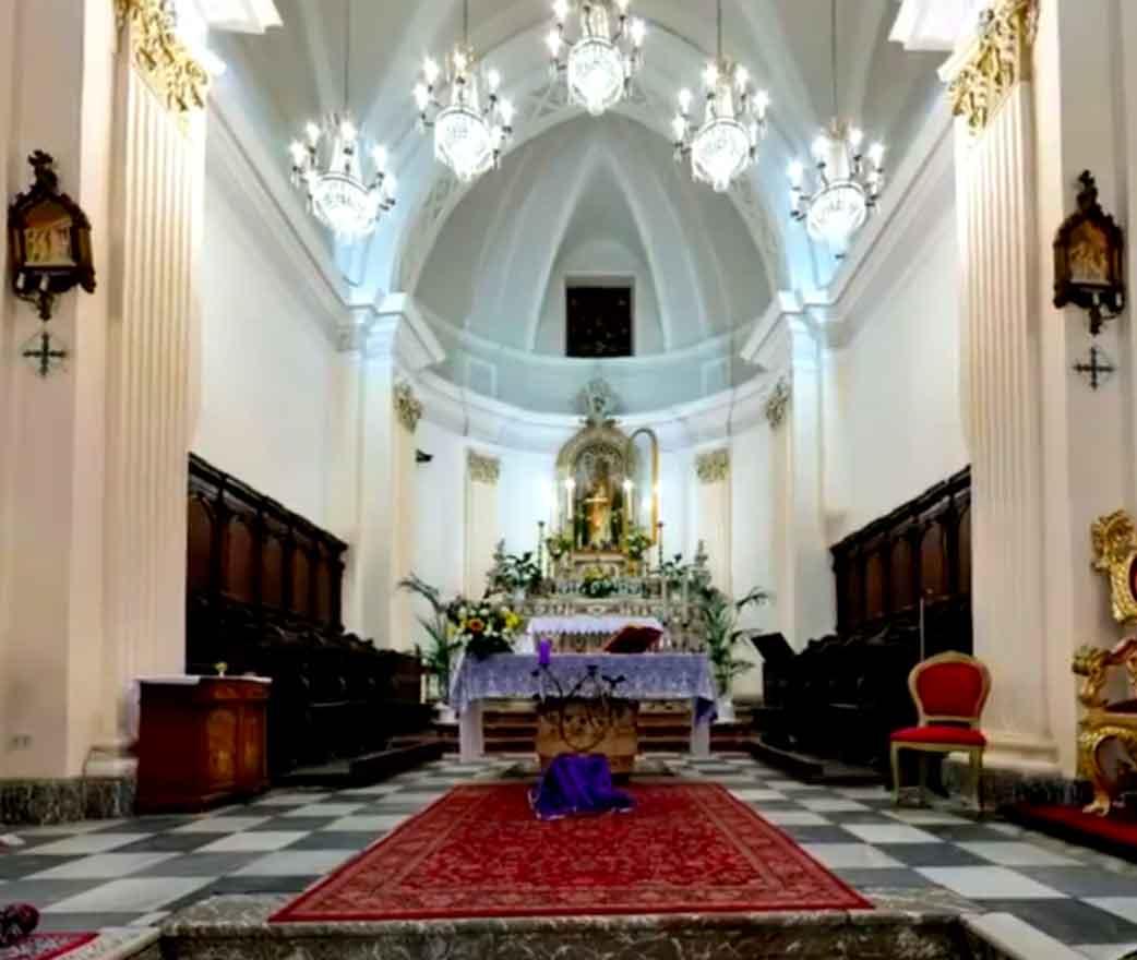 Chiesa Matrice di San Nicolò di Bari a Gioiosa Marea