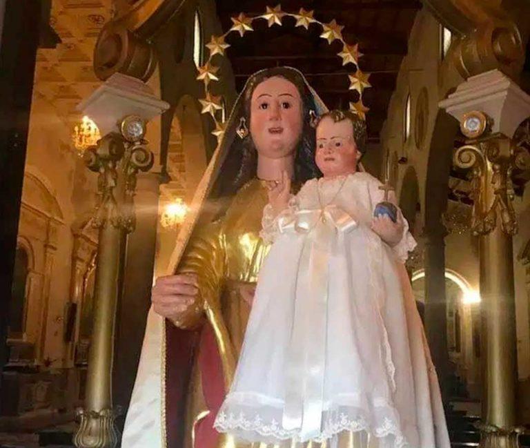 Festa della Madonna della Provvidenza a Montalbano Elicona