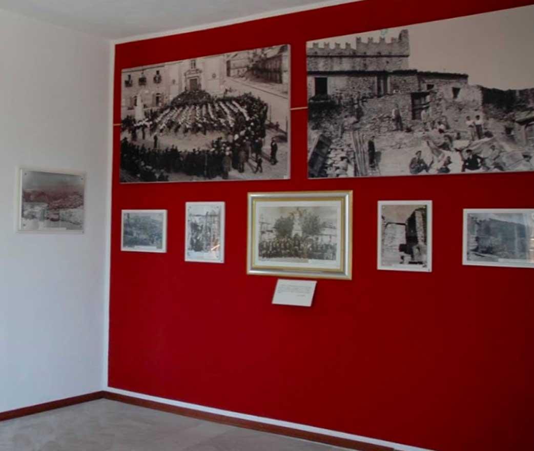 Belfiore Photographic Museum Montalbano Elicona