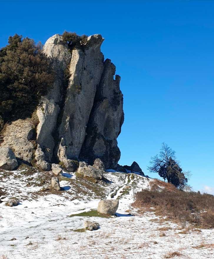 Rocche dell'Argimusco Montalbano Elicona