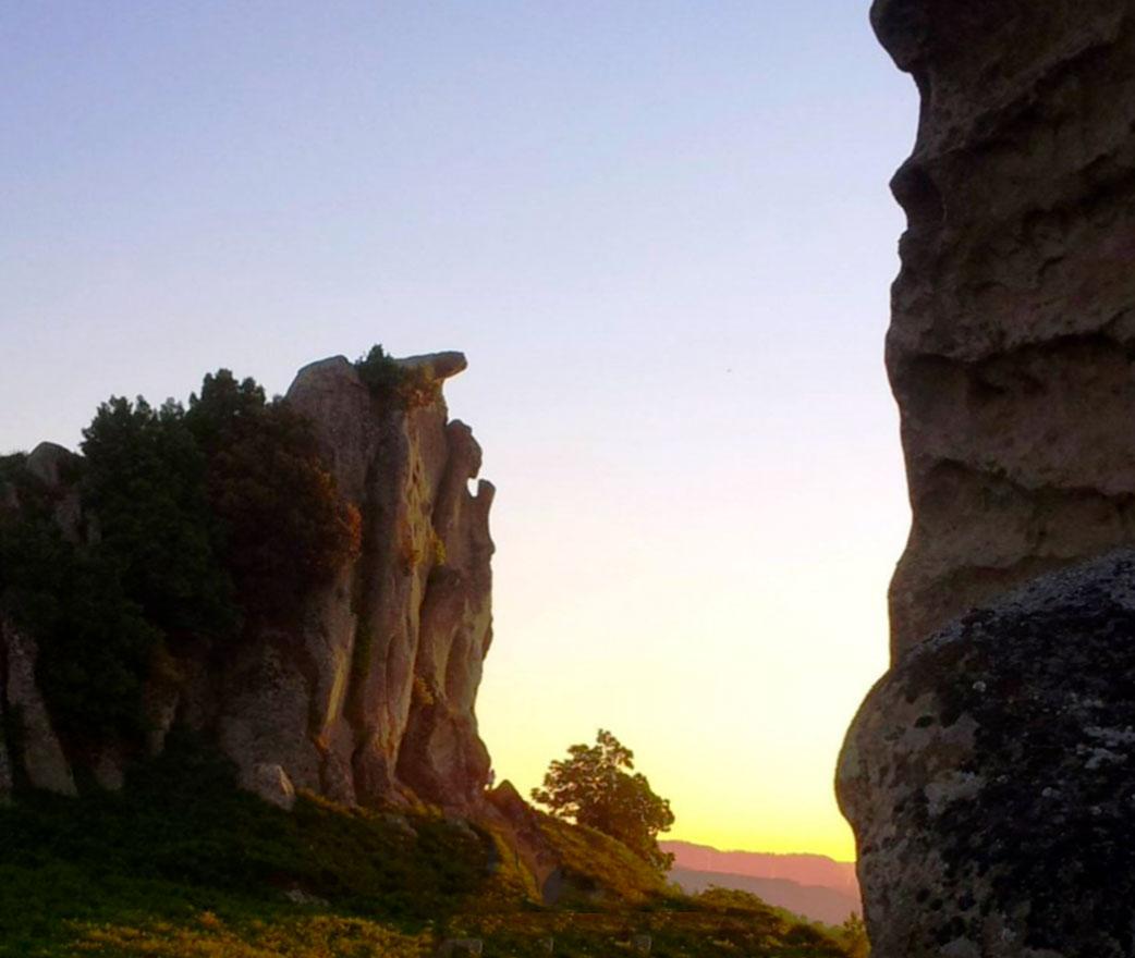 Rocche dell'Argimusco a Montalbano Elicona