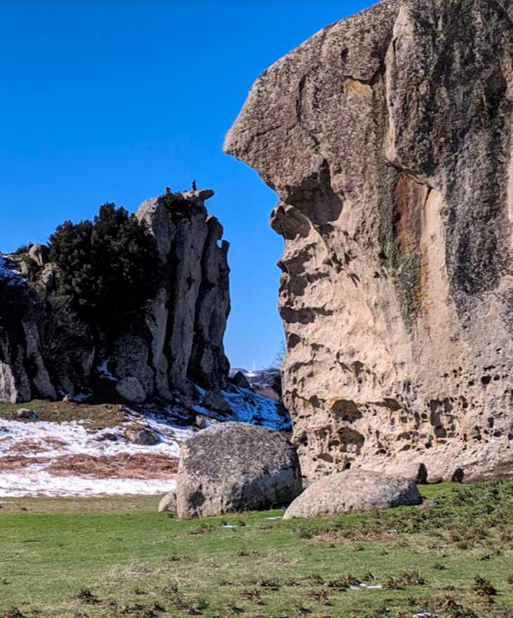 Rocche dell'Argimusco Parco dei Nebrodi