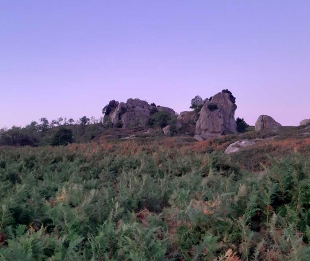 Megaliti dell'Argimusco a Montalbano Elicona