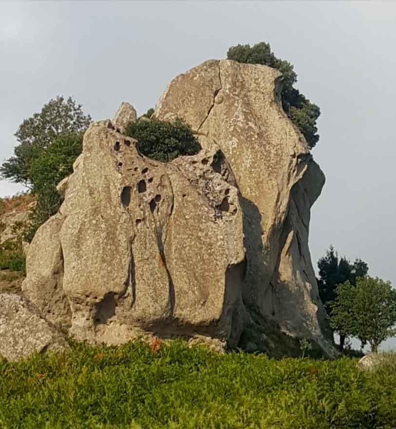 Rocche dell'Argimusco Riserva Naturale Malabotta